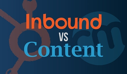 Differenza tra content marketing e inbound - DBB