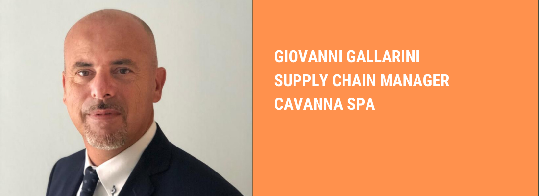 Supply Chain Manager Cavanna SPA